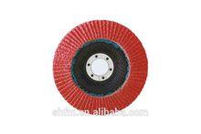 high quality zirconium oxide abrasive flap disc, flap disk T27/T29 manufacturer