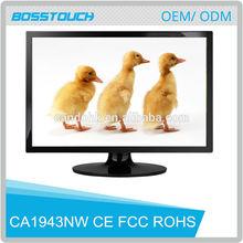 "China wholesale price 19"" LCD TV"