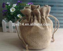 cheap custom eco-friendly jute bag 2011 top seller
