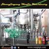 Automatic glass bottle filling glass bottle sealing machine