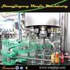 Automatic glass bottle filling nitrogen machine wine