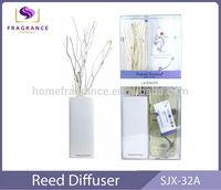 liquid scent flower reed aroma oil diffuser air freshener