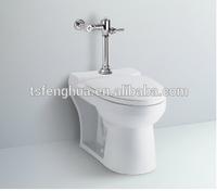 C501 Sanitaryware Ceramic One Piece Toilet