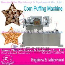 multifunctional crisp corn flakes grain puffing machine