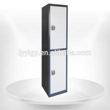 2 door bedroom furnitures industrial metal storage cabinets