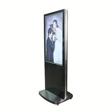 55 Inch Stand Alone Marvel Good Quality bus tv system hd player