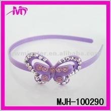 fashion girls hair band bow headband hair accessories