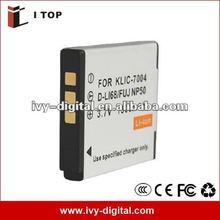 Digital Camera Battery for KLIC-7004/D-LI68/FUJI NP50