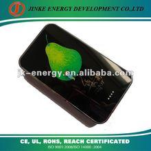 2013 Popular portable external power bank 5000mAh