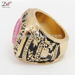 Daihe CR-20491 NCAA football CHAMPIONSHIP RING, Ohio State championship rings