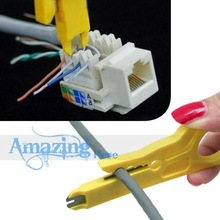 Network Wire Cable Punch Down Cutter Stripper