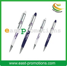 New ego promotional floating liquid filled ball pen