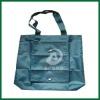 Foldable eco-friendly reusable shopping bags