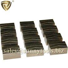 Sunny Diamond blade segment for grante cutting