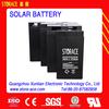 2v solar energy battery for solar system