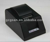 58mm pos printer/ pos cheap printer/ pos thermal printer( GSAN factory)
