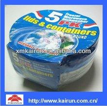 Rotable Food Storage Boxes 3PK 4PK 5PK 6PK