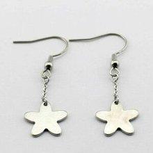 mini charms stainless steel bargain earrings