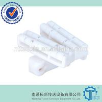 Roller Top Plastic Flexible Chain