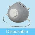 máscara de gas desechables de la promoción