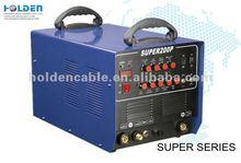 SUPER-200P Multi-function AC/DC TIG/MMA/CUT Welding machine