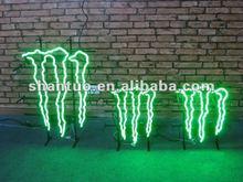 Monster neon light