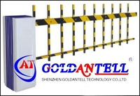 Access road barrier gate & traffic fence barrier & rfid automatic gate systems for parking access control security