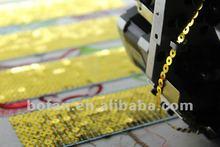 12 teste di 12 aghi sequin singola macchina del ricamo computerizzata macchina da ricamo tajima non non sia feiya jiayu marca paillettes
