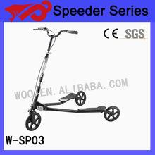 Hot 3 wheel trike speeder scooter