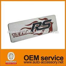 auto metal car badges emblems