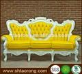 Nouveau classique canapé en cuir blanc so-141-1
