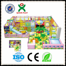 115m2 kids playground equipment/fun activities for toddlers/daycare playground equipment QX-11090A