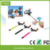 Bluetooth shutter monopod for Note 2/note 3 wireless bluetooth selfie monopod for iPhone 6