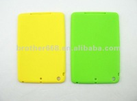 2012 new arrival silicone cover for tablet pc mini