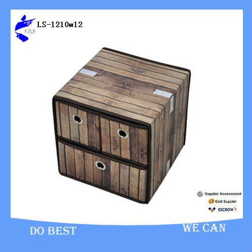 Empilable carton tiroir bo te de rangement pour 2013 - Rangement chaussettes tiroir ...