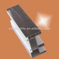 UPVC/Plastic/PVC Frames for Window and Door