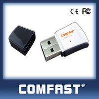 150Mbps Mini uUsb Wifi Wireless Lan Network Card COMFAST CF-WU720N