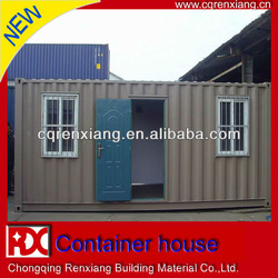 Chongqing RX Building Preservative Exquisite Residential China Flat Pack Homes