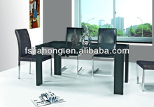 12mm Tempered glass pictures of dining table