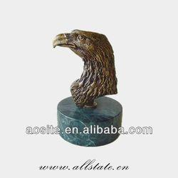 Hot Sale Cast Bronze Eagle Sculpture