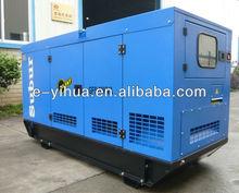 Denyo Design .16kw to 400kw Silent type Isuzu power Diesel generator