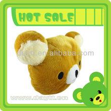 stuffed toy flashing glow ball toy flashing finger ring led light toy