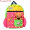 2014 Cute Cartoon Animal School Bag for Kids