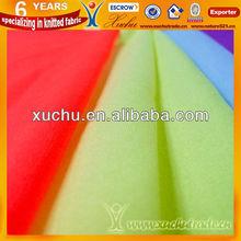 Shining FDY Polyester Single Flourescence Jersey Fabirc