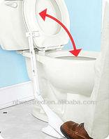 Plastic Toilet Seat Downer