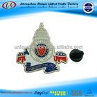 Custom Hard or Soft Enamel Metal Pin