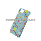 designer cell phone case for iphone5 IMD printing