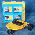 auto montaje de la electrónica de bricolaje educación robot kit de coche