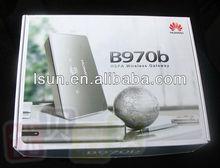 Brand new Huawei B970b, Gateway wifi mobile 3g router 3g portable wifi router