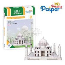 Miniature taj mahal 3d puzzle wholesale toys manufacturers